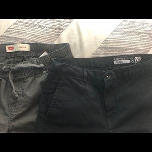 Jogger pants boys size 10